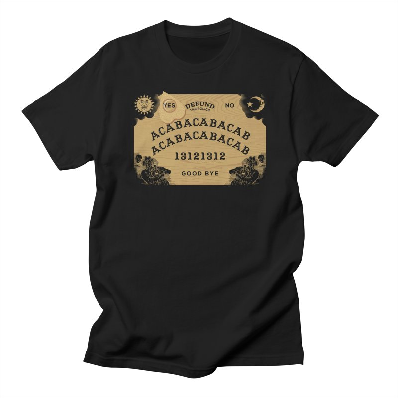 ACAB Ouija - Defund the Police v1 Men's T-Shirt by 319heads
