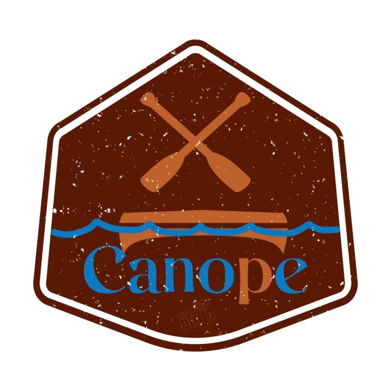 Canope (Buddies) Women's T-Shirt by 33% Pulp's Merch-Tastic Funzone