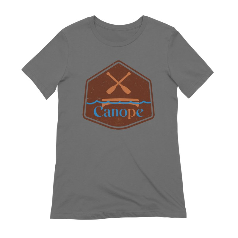Canope (Buddies) Women's Extra Soft T-Shirt by 33% Pulp's Merch-Tastic Funzone