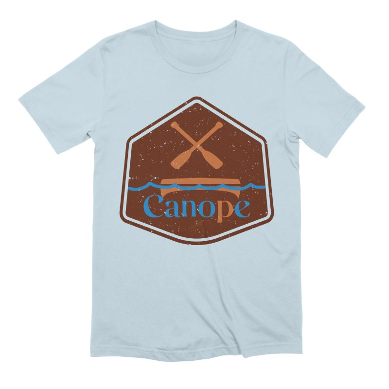 Canope (Buddies) Men's Extra Soft T-Shirt by 33% Pulp's Merch-Tastic Funzone