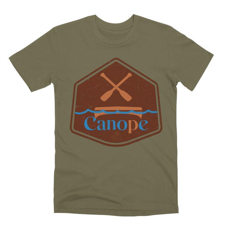 Canope (Buddies) Men's Premium T-Shirt by 33% Pulp's Merch-Tastic Funzone