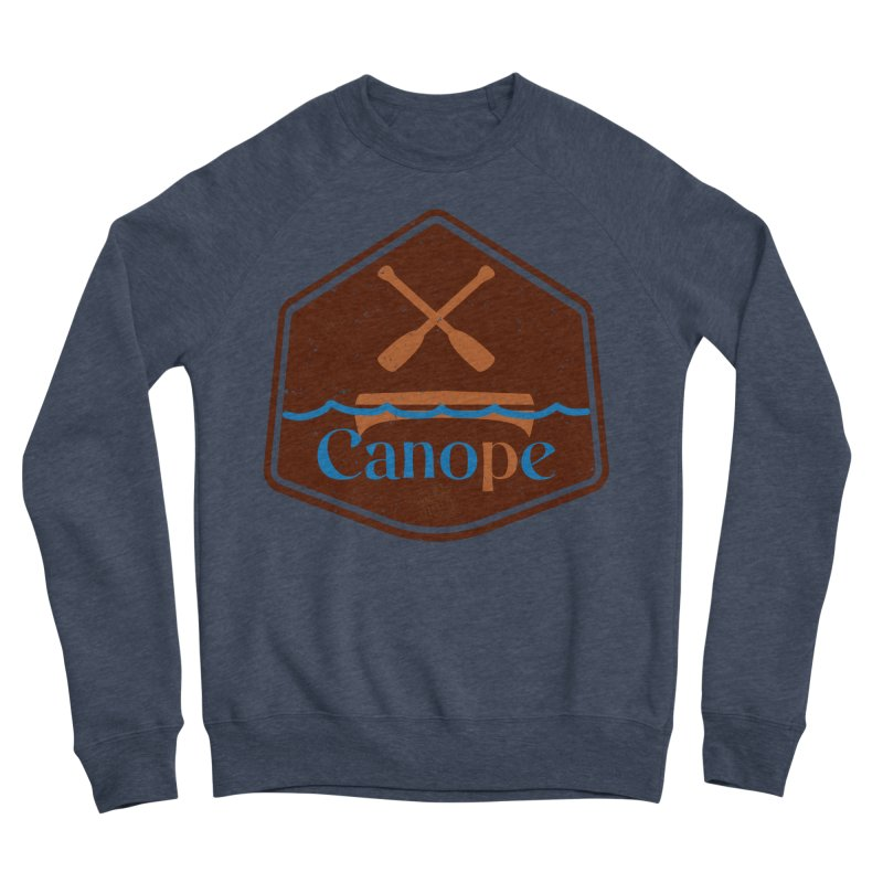 Canope (Buddies) Women's Sponge Fleece Sweatshirt by 33% Pulp's Merch-Tastic Funzone