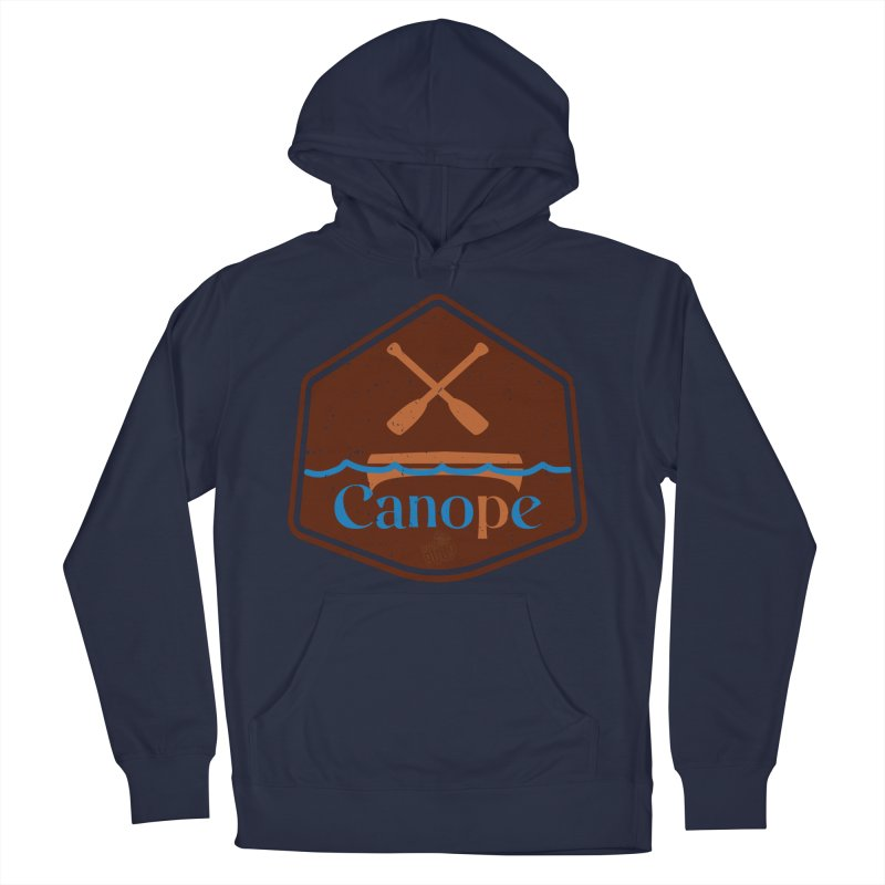 Canope (Buddies) Women's French Terry Pullover Hoody by 33% Pulp's Merch-Tastic Funzone