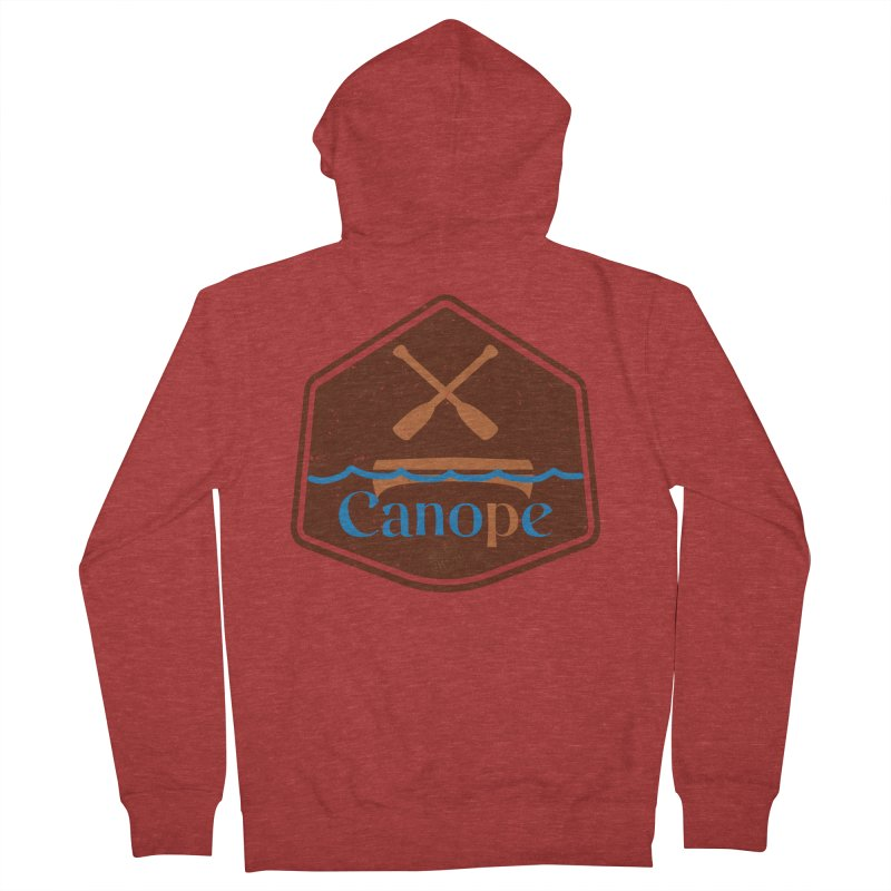 Canope (Buddies) Men's French Terry Zip-Up Hoody by 33% Pulp's Merch-Tastic Funzone
