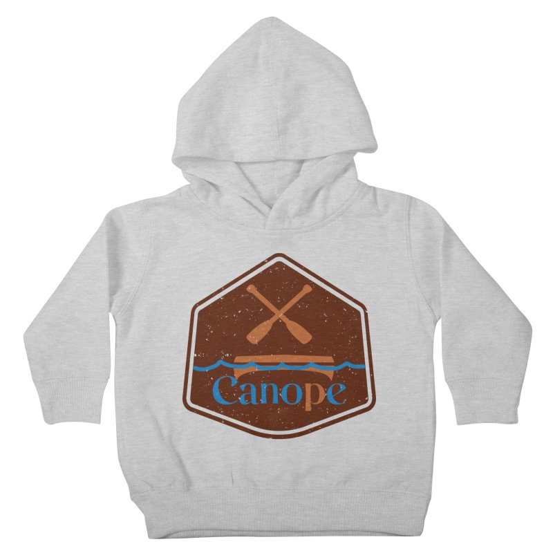 Canope (Buddies) Kids Toddler Pullover Hoody by 33% Pulp's Merch-Tastic Funzone