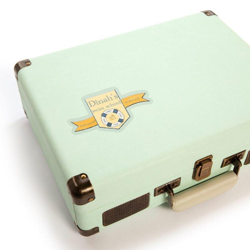 Dinah's Swim School (Buddies) Accessories Sticker by 33% Pulp's Merch-Tastic Funzone