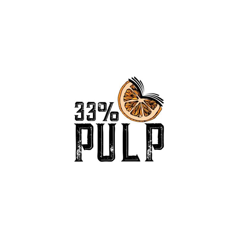 33% Pulp Logo Women's T-Shirt by 33% Pulp's Merch-Tastic Funzone