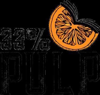 33% Pulp's Merch-Tastic Funzone Logo