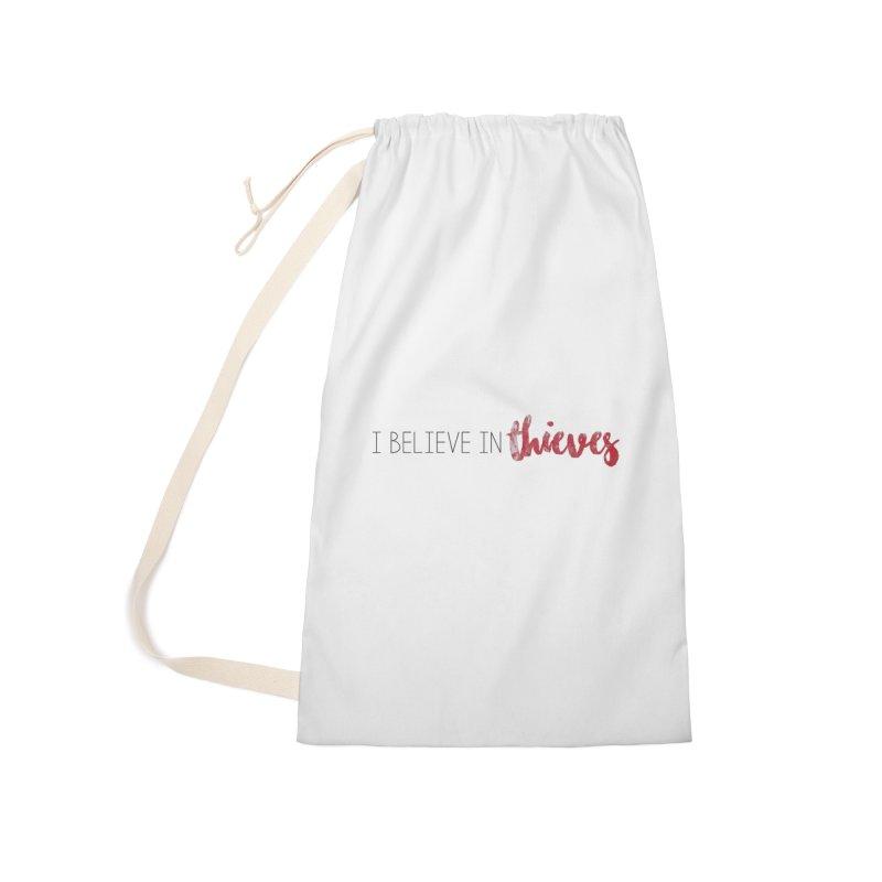 I Believe In Thieves Accessories Bag by Sharon Marta Essentials Shop