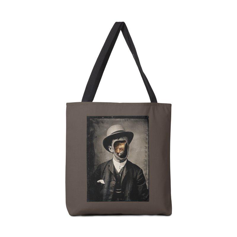 Gentleman Fox Accessories Bag by 38 Sunsets