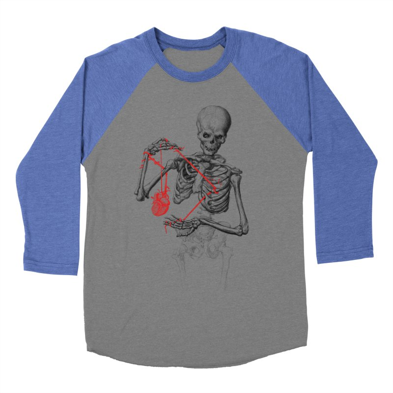 I Need a Heart to Feel Complete Women's Baseball Triblend Longsleeve T-Shirt by 38 Sunsets