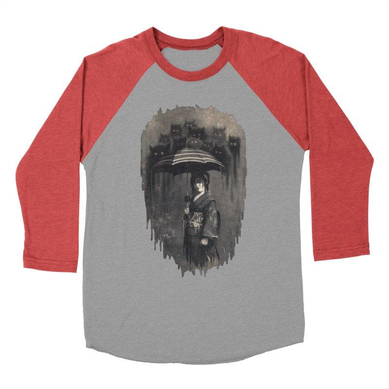Lady Rain Men's Longsleeve T-Shirt by 38 Sunsets