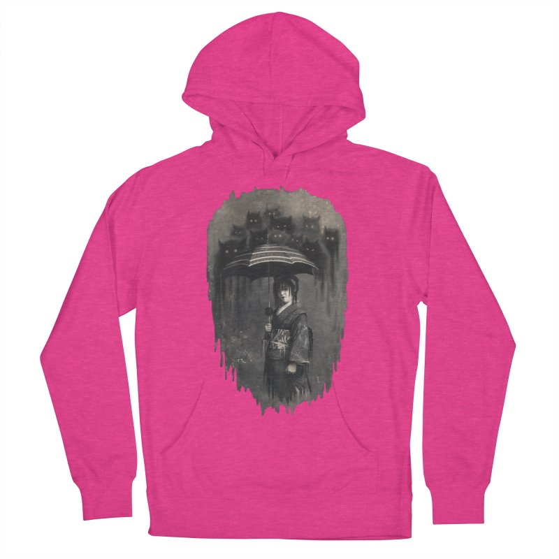 Lady Rain Women's Pullover Hoody by 38 Sunsets
