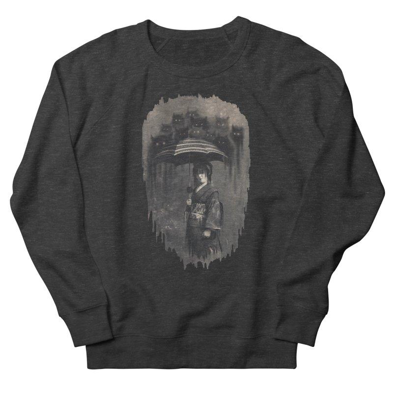 Lady Rain Men's Sweatshirt by 38 Sunsets