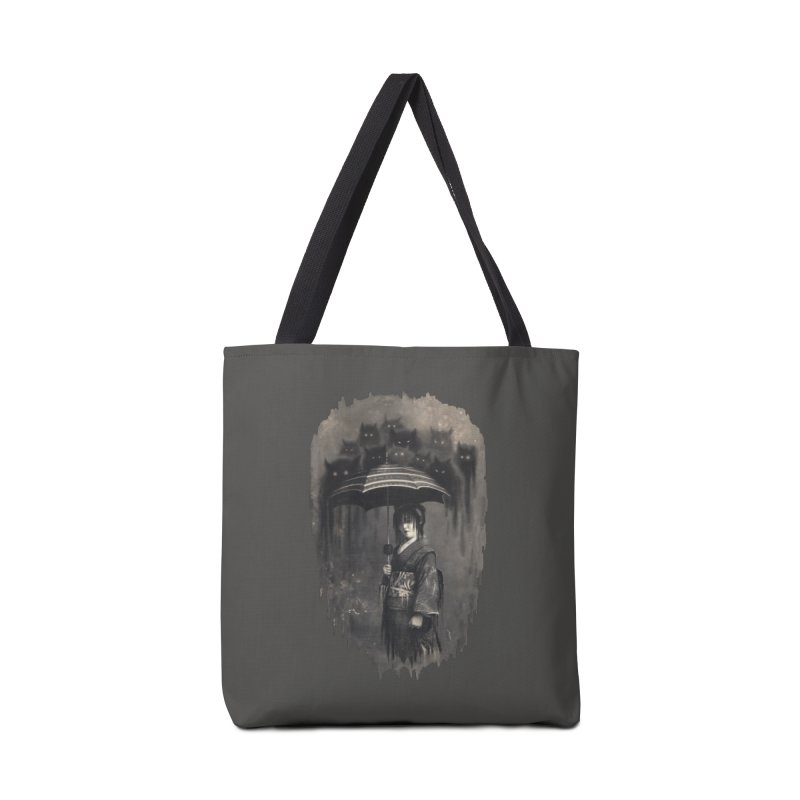 Lady Rain Accessories Tote Bag Bag by 38 Sunsets
