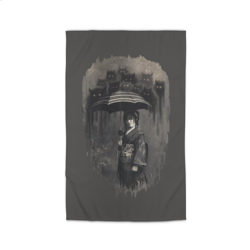 Lady Rain Home Rug by 38 Sunsets