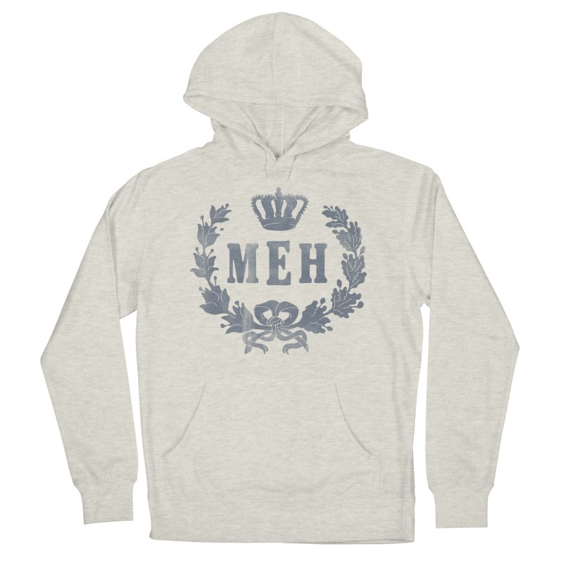 Le Royal Meh Men's French Terry Pullover Hoody by 38 Sunsets
