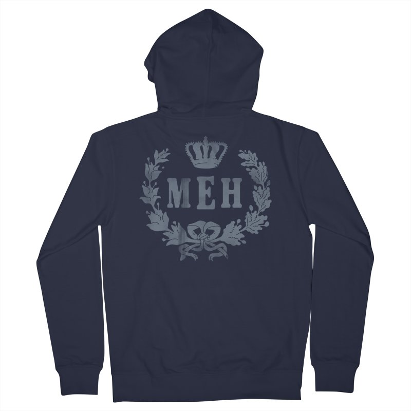 Le Royal Meh Women's Zip-Up Hoody by 38 Sunsets