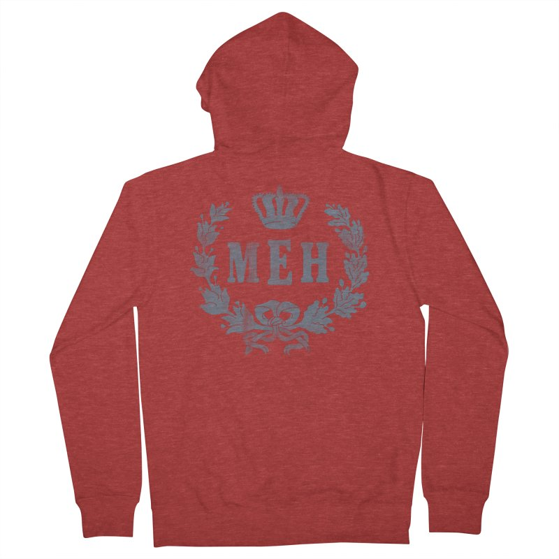 Le Royal Meh Men's Zip-Up Hoody by 38 Sunsets