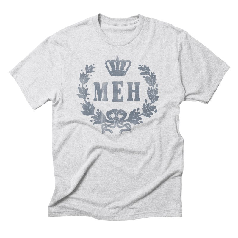 Le Royal Meh Men's Triblend T-Shirt by 38 Sunsets