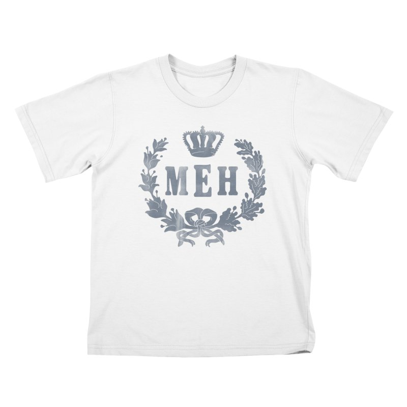 Le Royal Meh Kids T-shirt by 38 Sunsets