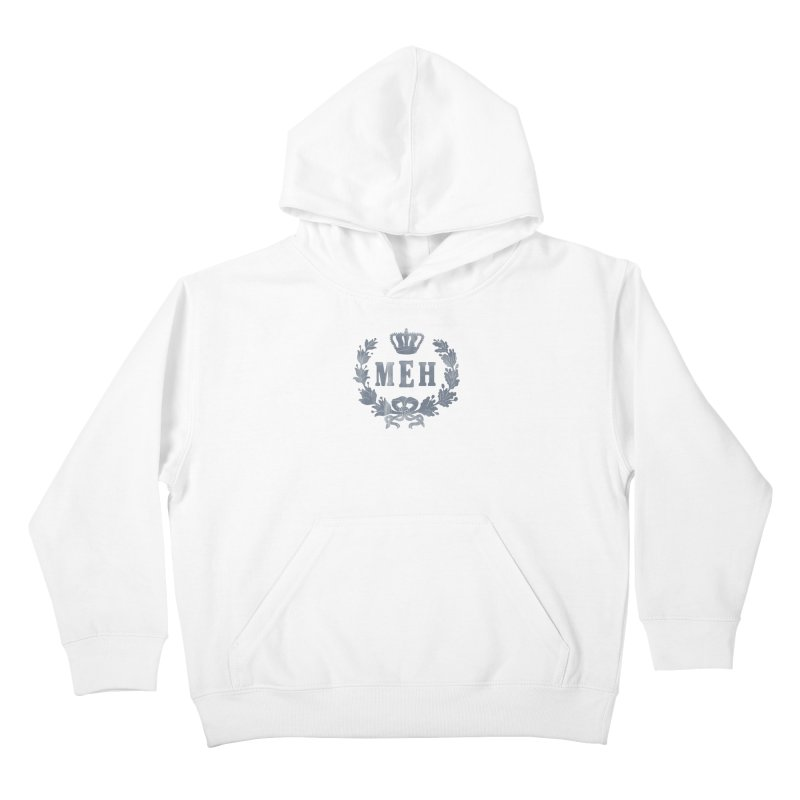 Le Royal Meh Kids Pullover Hoody by 38 Sunsets