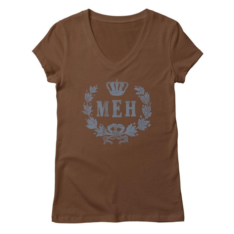 Le Royal Meh Women's Regular V-Neck by 38 Sunsets