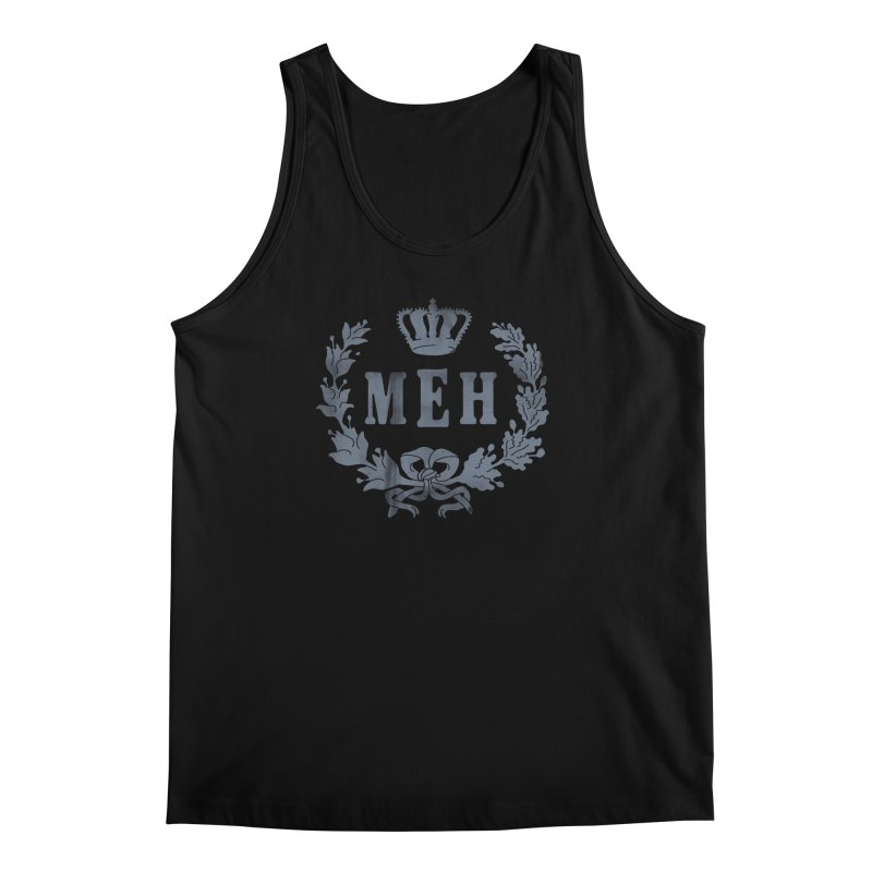Le Royal Meh Men's Regular Tank by 38 Sunsets