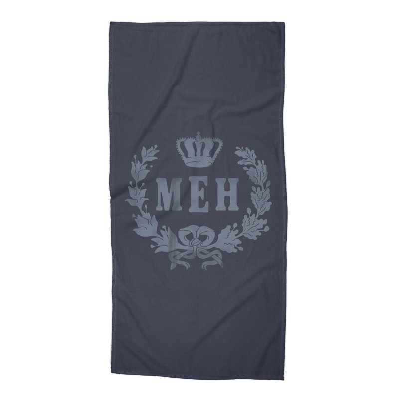Le Royal Meh Accessories Beach Towel by 38 Sunsets