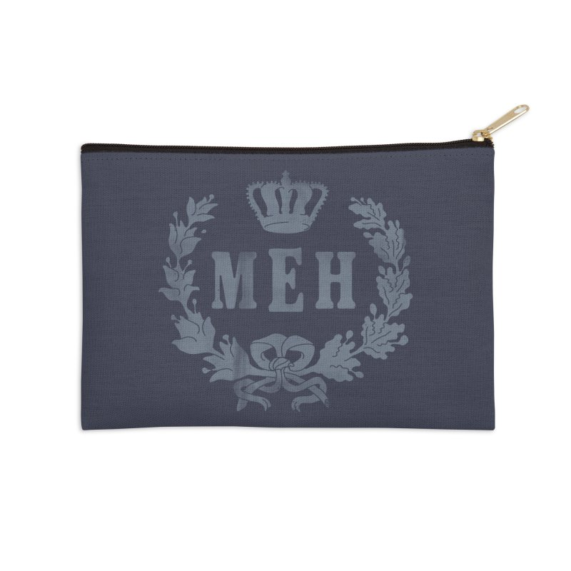Le Royal Meh Accessories Zip Pouch by 38 Sunsets
