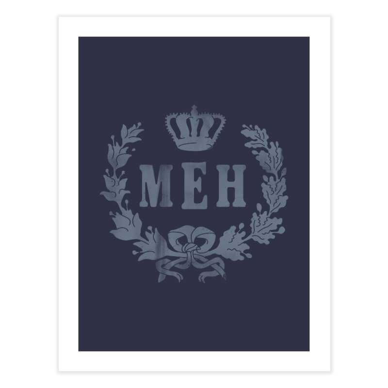 Le Royal Meh Home Fine Art Print by 38 Sunsets