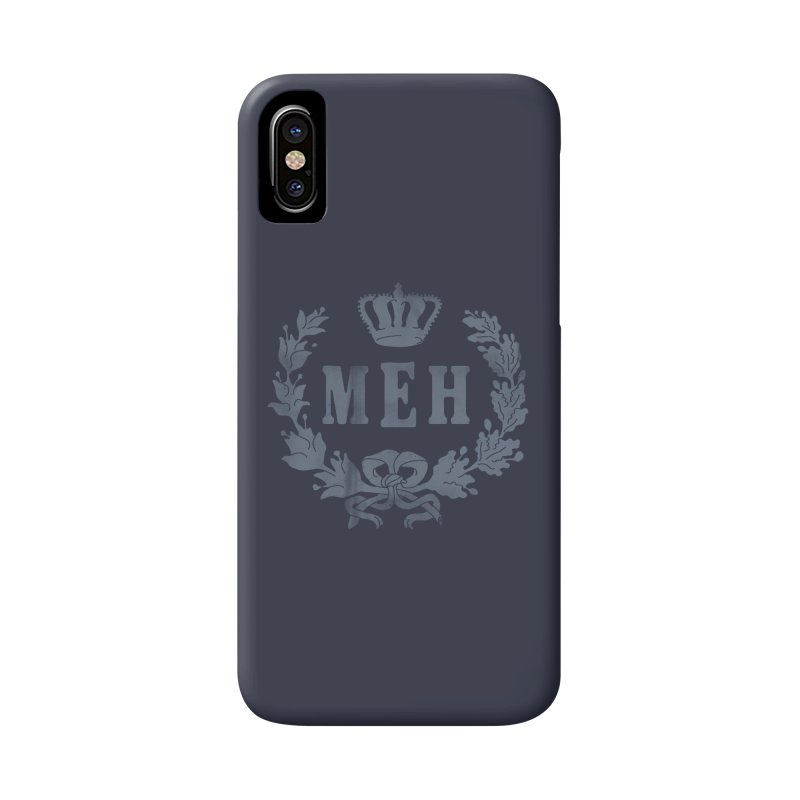 Le Royal Meh Accessories Phone Case by 38 Sunsets