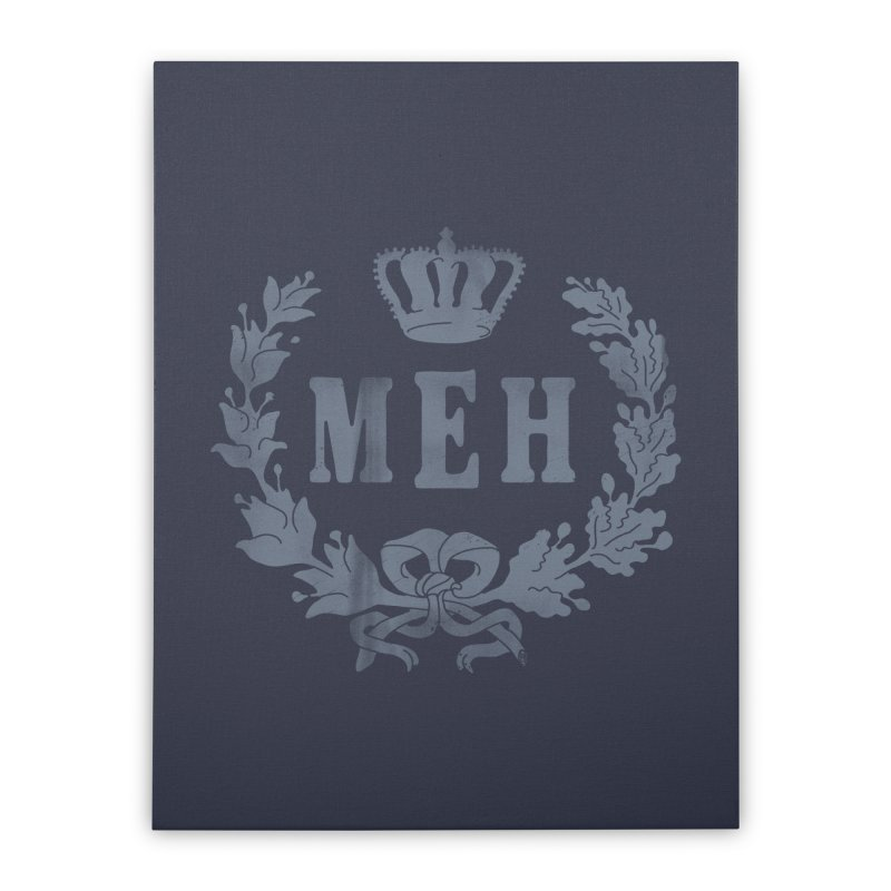Le Royal Meh Home Stretched Canvas by 38 Sunsets