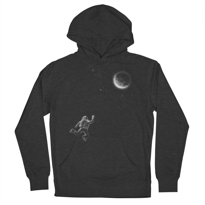Reach for the Stars Men's Pullover Hoody by 38 Sunsets
