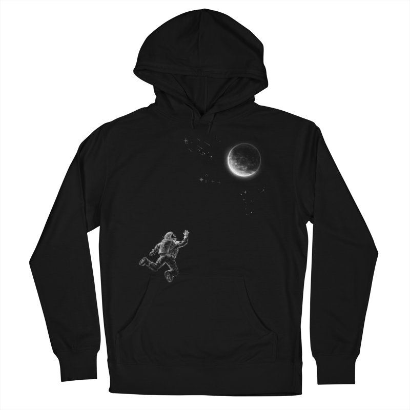 Reach for the Stars Men's French Terry Pullover Hoody by 38 Sunsets