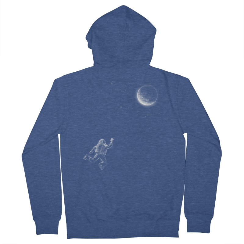 Reach for the Stars Women's Zip-Up Hoody by 38 Sunsets