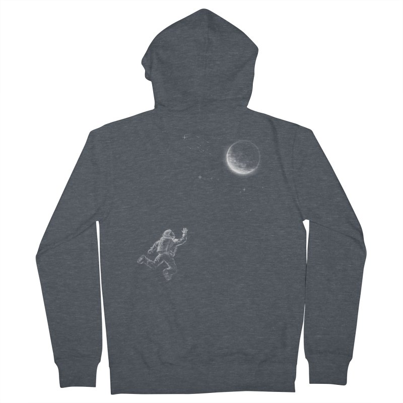 Reach for the Stars Men's Zip-Up Hoody by 38 Sunsets
