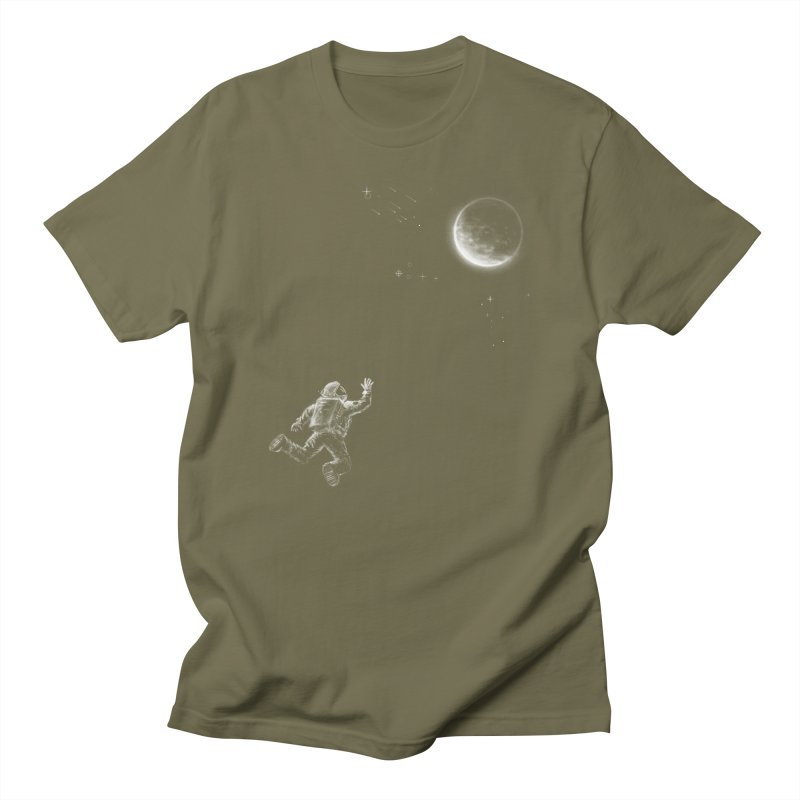 Reach for the Stars Men's Regular T-Shirt by 38 Sunsets