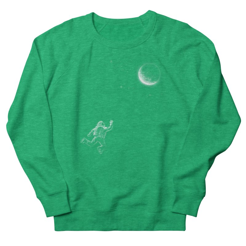 Reach for the Stars Women's French Terry Sweatshirt by 38 Sunsets