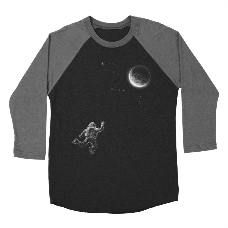 Reach for the Stars Men's Baseball Triblend Longsleeve T-Shirt by 38 Sunsets