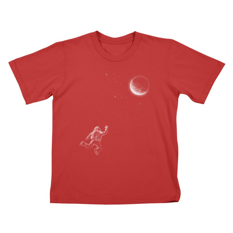 Reach for the Stars Kids T-Shirt by 38 Sunsets