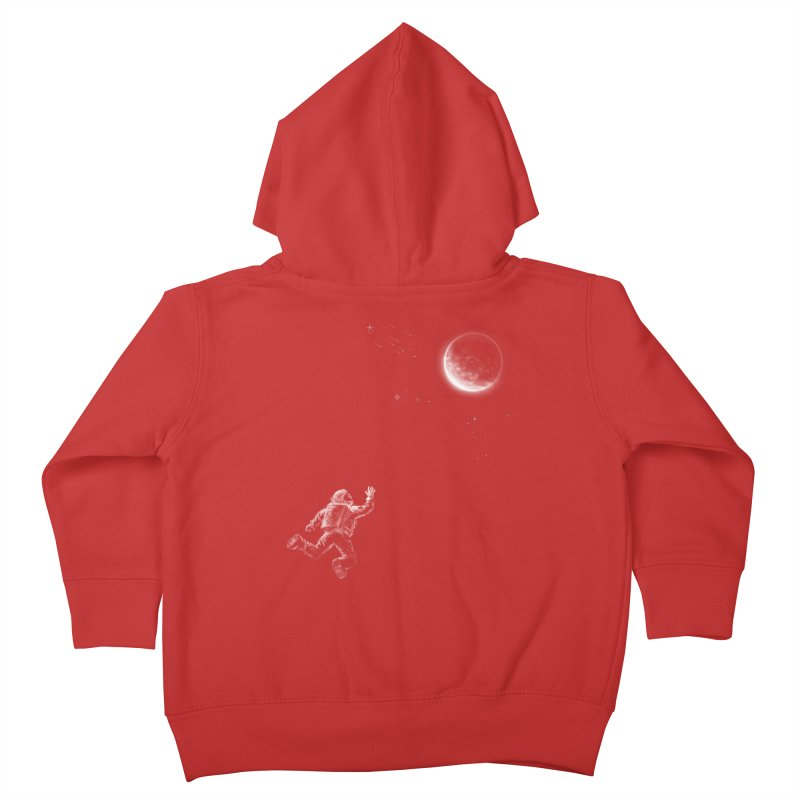 Reach for the Stars Kids Toddler Zip-Up Hoody by 38 Sunsets
