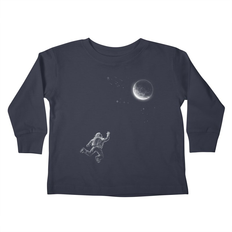 Reach for the Stars Kids Toddler Longsleeve T-Shirt by 38 Sunsets