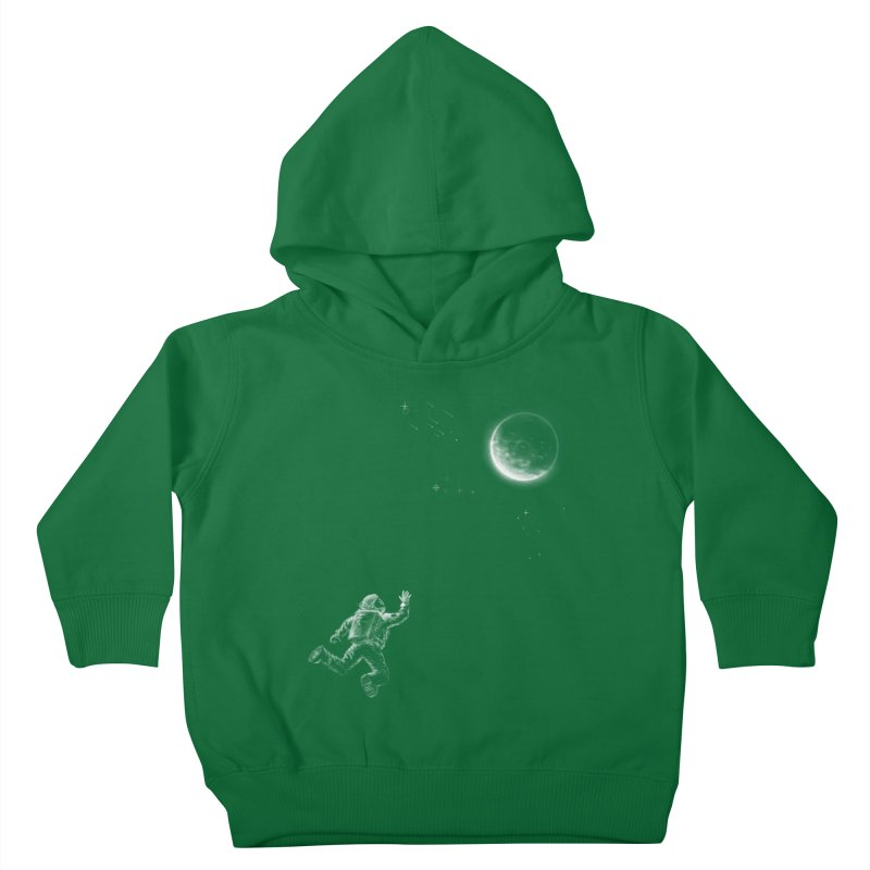 Reach for the Stars Kids Toddler Pullover Hoody by 38 Sunsets