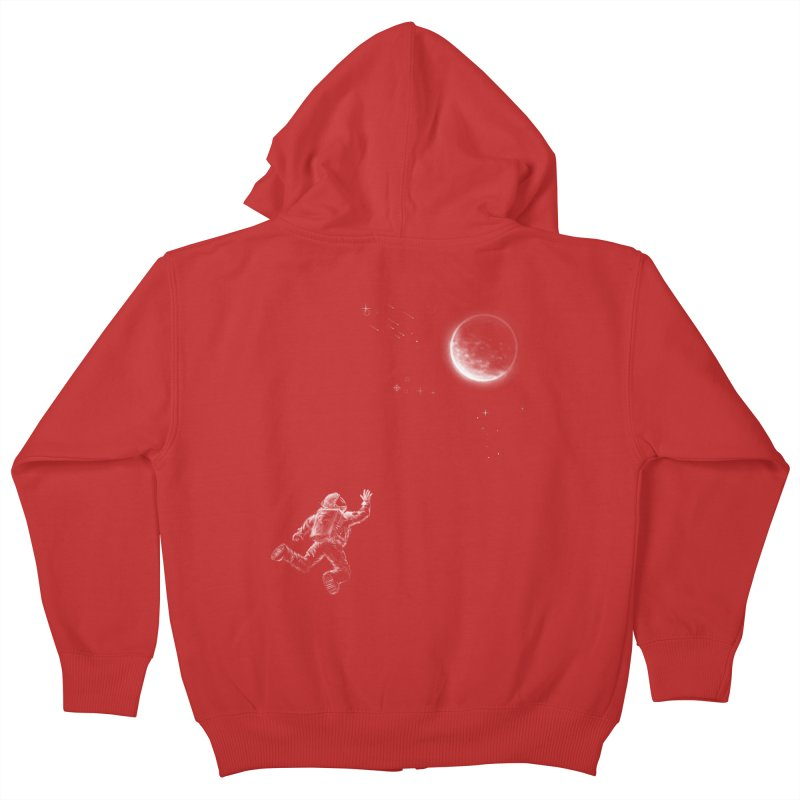 Reach for the Stars Kids Zip-Up Hoody by 38 Sunsets