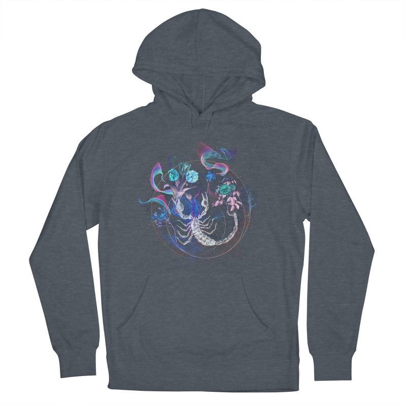 Acid Scorpion Women's Pullover Hoody by 38 Sunsets