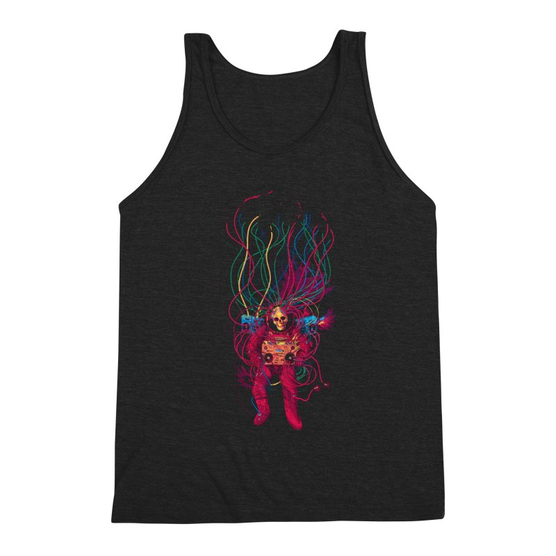 Sound Connection Men's Triblend Tank by 38 Sunsets