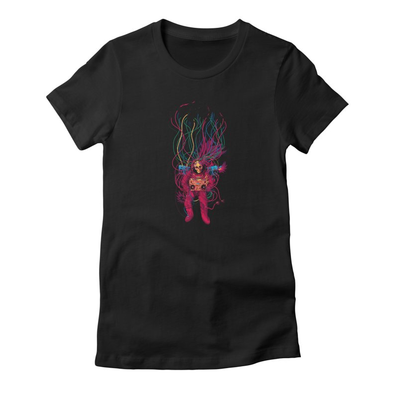 Sound Connection Women's T-Shirt by 38 Sunsets