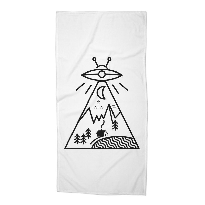 They Made Us Accessories Beach Towel by 38 Sunsets