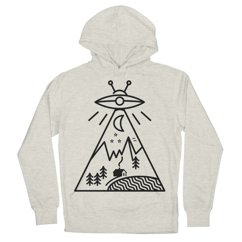 They Made Us Women's French Terry Pullover Hoody by 38 Sunsets